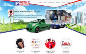 PNGS Client - Intelli Parking