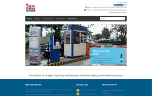 PNGS Client - ISA Parking