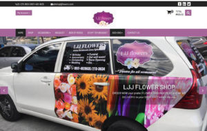 PNGS Client - LJJ Flower Shop