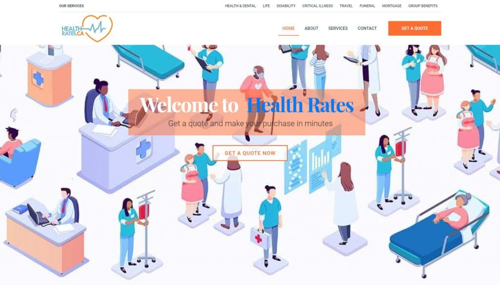 PNGS Client - Health Rates Broker Company