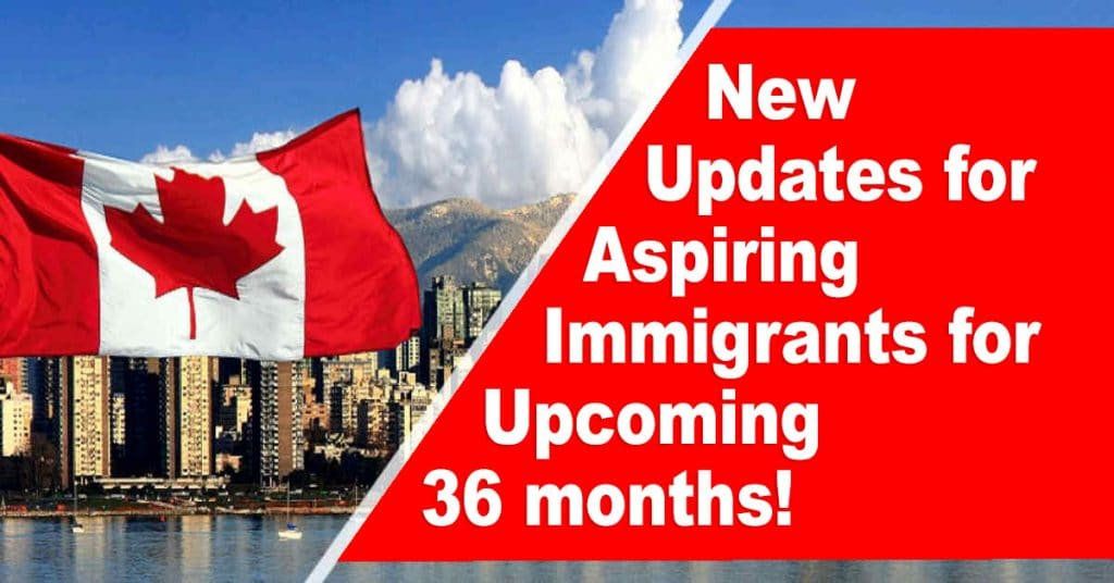 Canada raises immigration targets to make up for pandemic shortfall article image